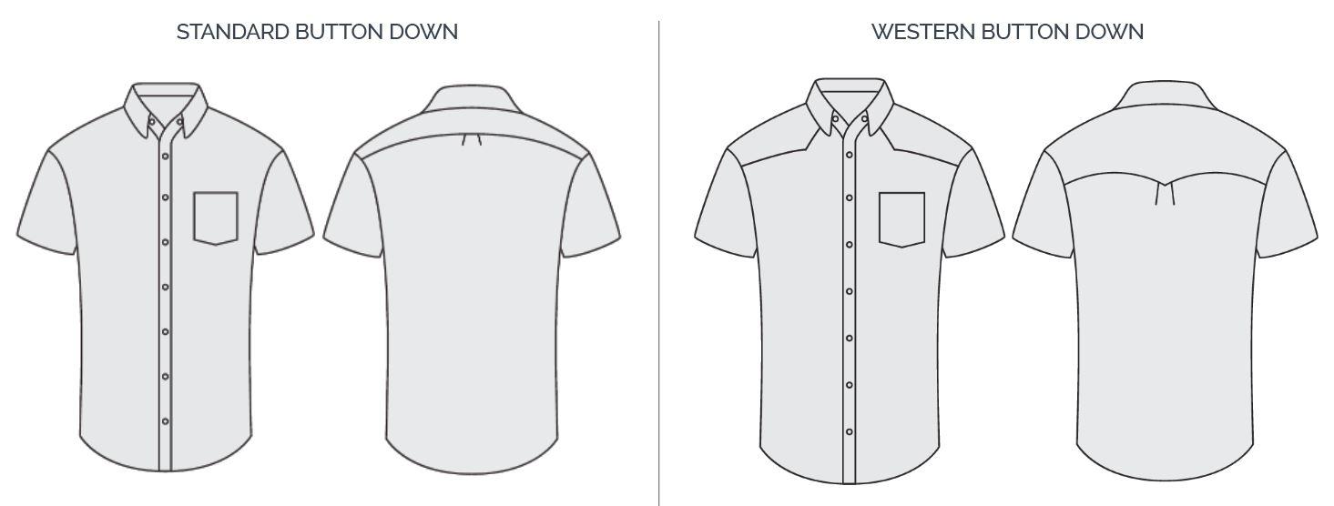 camp shirt style select
