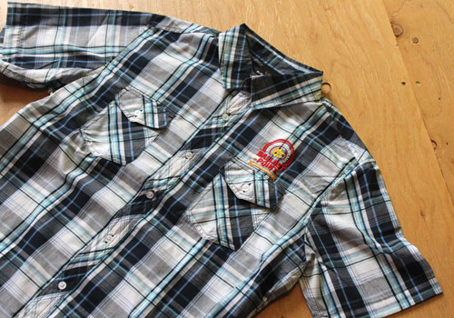 Burnside Button Down Shirts