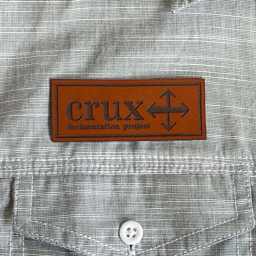 Faux Leather Patch