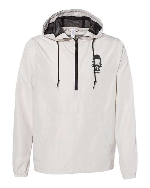 Independent Trading Pull Over Windbreaker