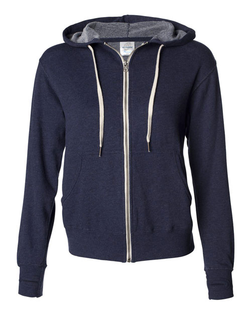 Independent French Terry Zip