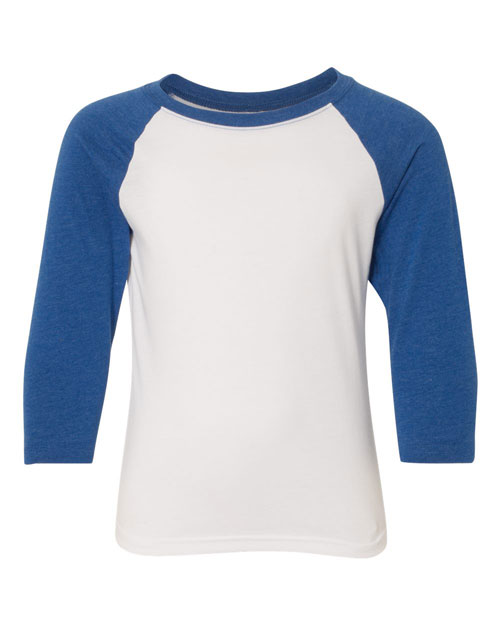 Next Level Youth Raglan Tee
