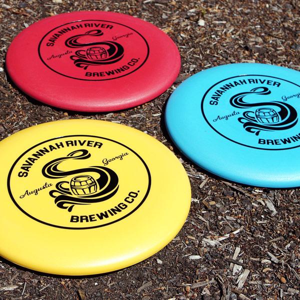 Custom Disc Golf