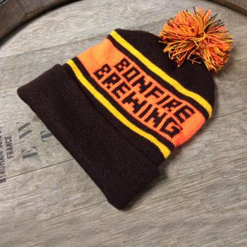 Retro Cuff Knit Beanie