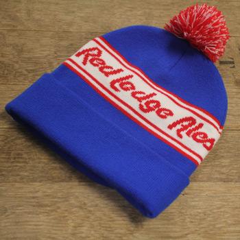 Knit-in Logo Beanie