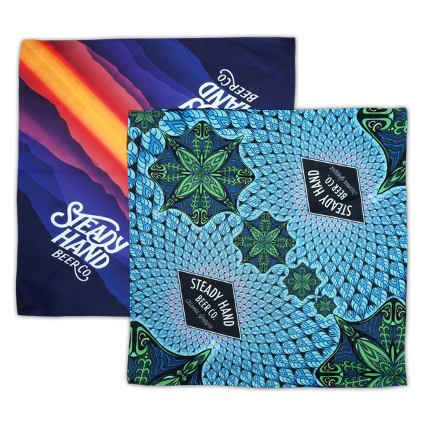 Sublimated Bandanas