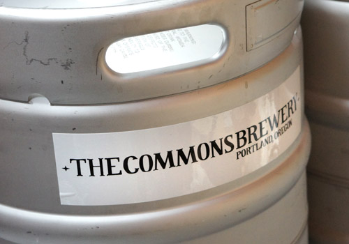 Keg Stickers