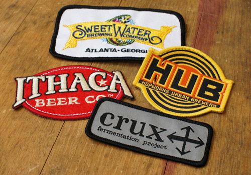 Brewery Patches
