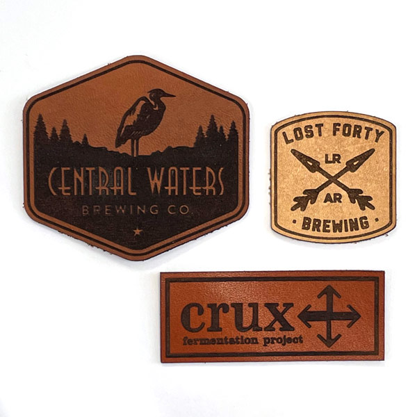 Real Leather Patches
