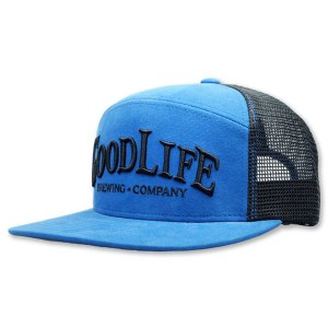 Goodlife 3d Puff Embroidered 7-Panel