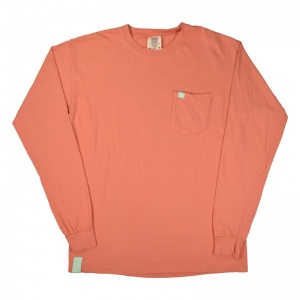 Alvarado Street long sleeve pocket tee