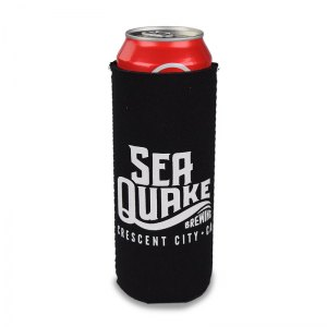 Sea Quake screen printed 19.2oz coozie