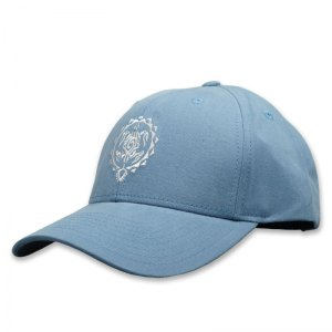 Maui embroidered blue cap.