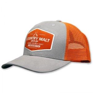 Country Malt patch trucker