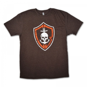 Collision-Bend_Brown-Skull-Tee_FRONT_800px