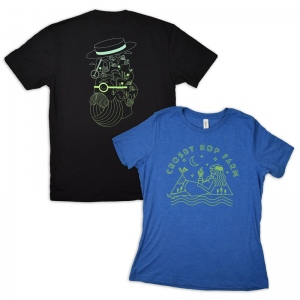Crosby Hops T-Shirts
