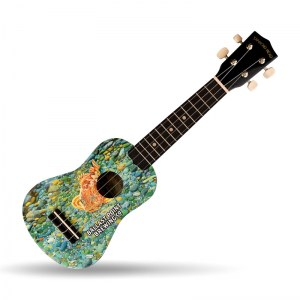 Ballast Point custom full-color ukelele