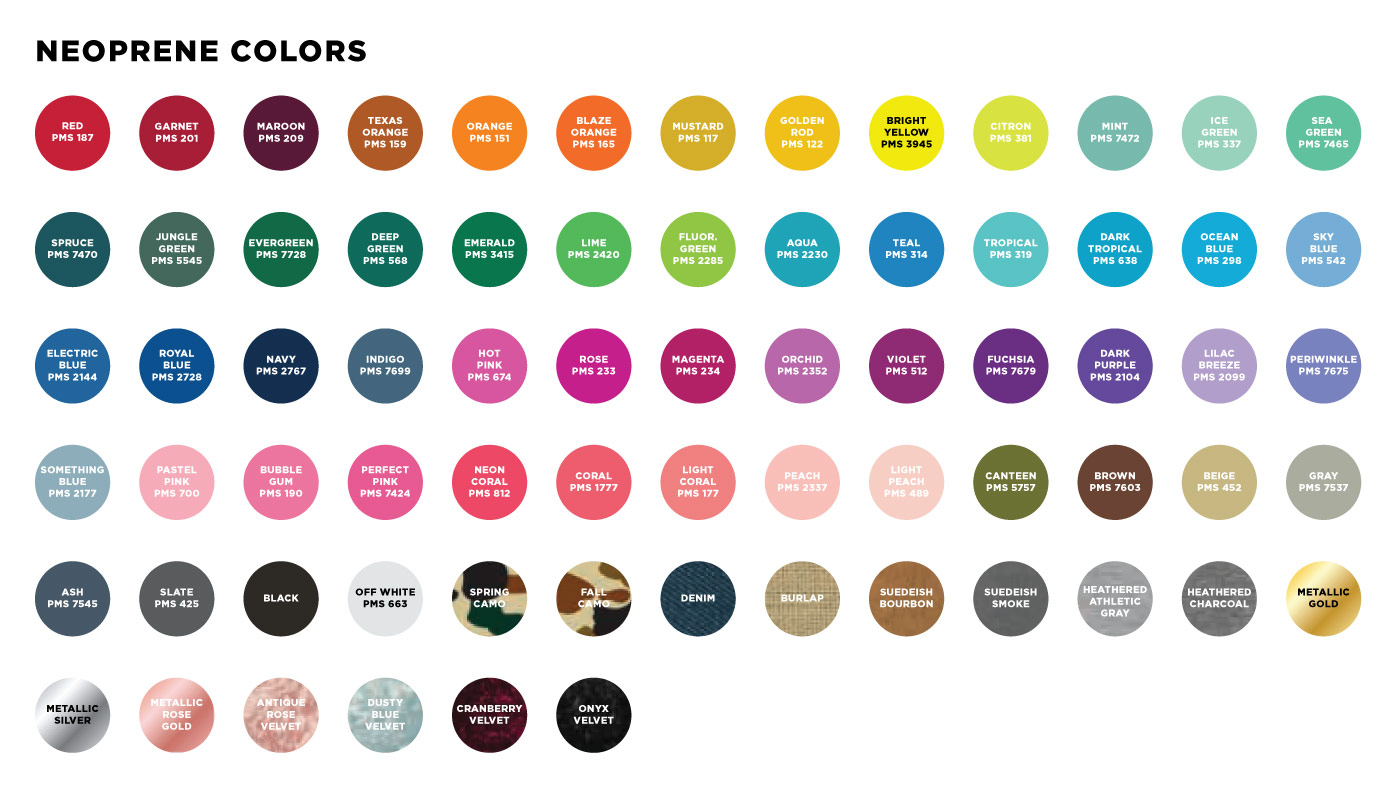 neoprene_color_chart