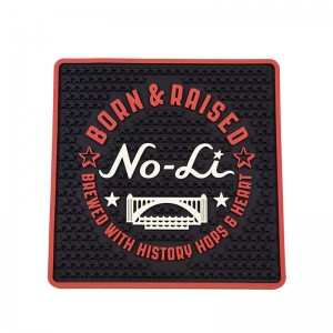 No-Li 16x16 Rubber Bar Mat