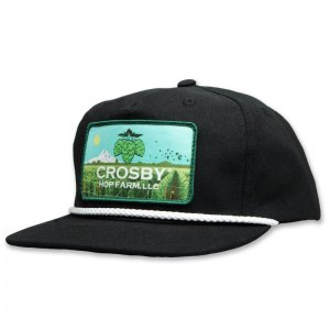 Crosby Hops cap with sublimated patch