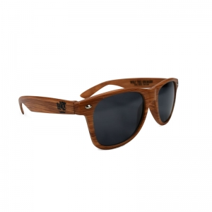 Wolf Tree wood frame sunglasses